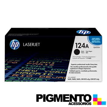 Toner HP Laserjet 124A (Q6000A) Preto COMPATIVEL