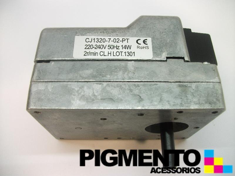 MOTOR para GRELHADOR 14W  220V   2 VOLTAS P/ MINUTO