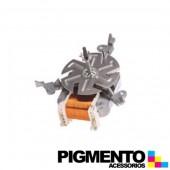 Motor do ventilador