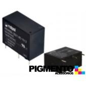 Relé electromagnético 12VDC 5A SPST-NO