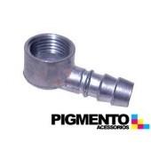 BICO CURVO P/ TUBO DE GAS NAT. (MACHO 1/2)