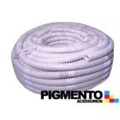 MANGUEIRA ESGOTO AR CONDIC. 14mm (PVC)