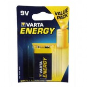 Pilha Alcalina Varta Energy 6LR61 9V