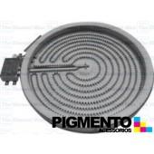 PLACA P/ VITROCERAMICA 2100W 230V DIAM. 230MM