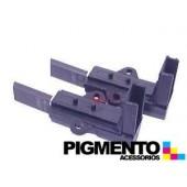 KIT ESCOVAS DE CARVAO C/ SUP. 4,9X12,2mm ARISTON/INDESIT