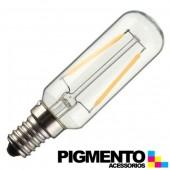 LAMPADA LED P/ EXAUSTOR 2W E14 (TUBOLAR)