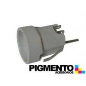 CASQUILHO C/ PARAFUSO P/ LAMPADA FORNO E27