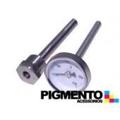 TERMOMETRO C/ ASTE P/ FORNO ( 0º A 500º)