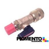TORNEIRA P/ GARRAFA 1KG. R410