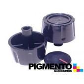 BOTAO P/ FOGAO FURO 8 mm ALTO ( PRETO) UNIVERSAL