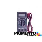 MULTIMETRO DIGITAL PEQ. (DT810B)
