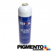 REFRIGERANTE R290 (PROPANO) (370 gr.)