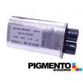 CONDENSADOR MICROONDAS 1,14 UF 2100V