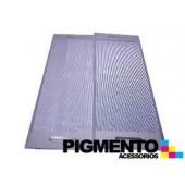 FILTRO EM REDE P/ EXAUSTOR TEKA KIT C/ 2 UNID. ( 19x50cm. )