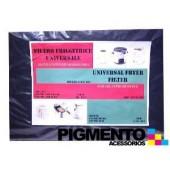 FILTRO P/ FRITADEIRA UNIVERSAL 47x47 cm.