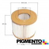 FILTRO DE CARTUCHO ASPILUSA( 160X132mm)