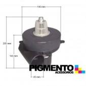 MOTOR ASPIRADOR P/AGUA C/FILTRO 1100W