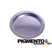 FILTRO INOX P/ CAFETEIRA DE 2 CHAVENAS