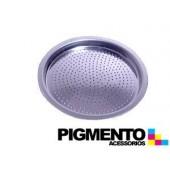 FILTRO INOX P/ CAFETEIRA DE 3/4 CHAVENAS