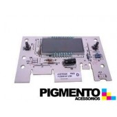 DYSPLAY LCD DO PAINEL DE COMANDOS ARISTON/INDESIT