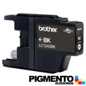 Tinteiro MFCJ6510DW/MFCJ6710DW/MFC6910DW (LC1240BK) Preto COMPATIVEL