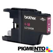 Tinteiro MFCJ6510DW/MFCJ6710DW/MFC6910DW (LC1240M) Magenta COMPATIVEL