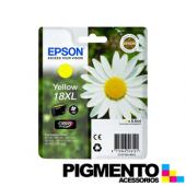Tinteiro Expression Home XP102/XP205 Alta Capacidade Amarelo COMPATIVEL