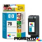 Tinteiro DeskJet 616C (C6578D) Num.78 3 Cores  COMPATÍVEL