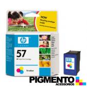 Tinteiro Deskjet 450ci/4255 (C6657A) Num.57 3 Cores  COMPATÍVEL