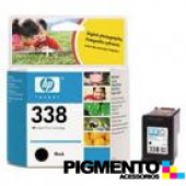 Tinteiro Deskjet 6540 (C8765E) Num.338 Preto  COMPATÍVEL