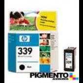 Tinteiro DJ 5740/5940/6540 (C8767E) Num.339 Preto  COMPATÍVEL