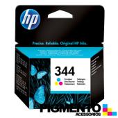 Tinteiro HP DJ 5740/5940/6540 (C9363E) Num.344 3 Cores  COMPATÍVEL