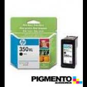 Tinteiro Officejet J5780/D4260 (CB336E) Num.350XL Preto Alt  COMPATÍVEL