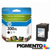 Tinteiro HP Num.300XL (CC641E) com Tinta Vivera Preto  COMPATÍVEL
