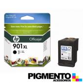 Tinteiro Officejet 4500/J4580 HP Num.901XL (CC654A) Preto  COMPATÍVEL