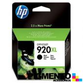Tinteiro Officejet 6000/6500/7000 (CD975A) Num.920XL Preto  COMPATÍVEL