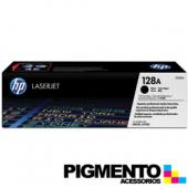 Toner HP Laserjet 128A (CE320A) Preto COMPATIVEL