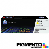 Toner HP Laserjet 128A (CE322A) Amarelo COMPATIVEL