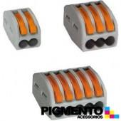 LIGADOR RAPIDO WAGO 222-413 (3 FIOS)