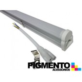 ARMADURA T5 C/ LAMPADA DE LED 14W (90cm.) (SMD2835)
