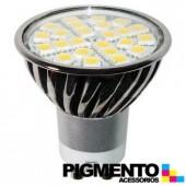 LAMPADA DE LED 3,5W=25W.-100/240V. E27 (250 LUMEN 2700K)