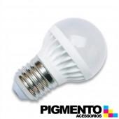 LAMPADA DE LED 3W=25W. 230V. A5 G45 E27 (225 LUMEN / 3000K)