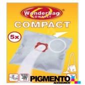 SACO ASPIRADOR WONDERBAG COMPACT 5 PCS