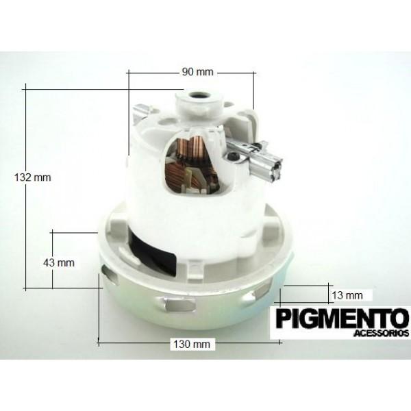 Motor Aspirador Peq 1400w Polti By Pass Motores P