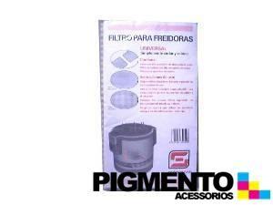 FILTRO P/ FRITADEIRA UNIVERSAL 33x30 cm.