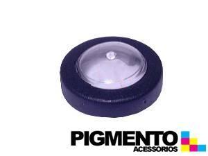 CAPA P/ INTERRUPTOR REDONDO 12mm. DIAM.