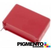 Condensador Polyester 330nF/0.33uF 300VAC/630VDC RM22.5mm