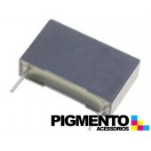Condensador supressor de Polipropileno X2 680nF 275VAC RM15mm