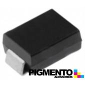 Diodo Rectificador S2M-SMD 1000V 2A