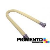 TUBO P/ GAS M/F 1/2 INOX 1000/2000 mm UNIVERSAL